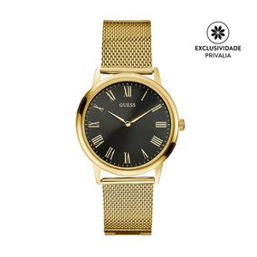471a3accd99 Relogio Guess Exclusivo Preto Ceramica - Relógios De Pulso no ...