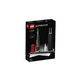 Lego Architecture - Chicago - Código 21033