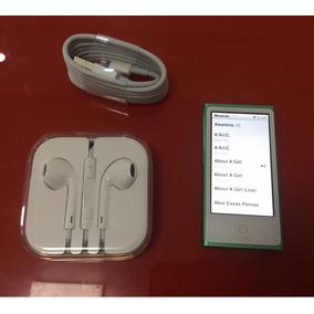 Ipod Nano Touch Verde - 16gb - 7ª Geração