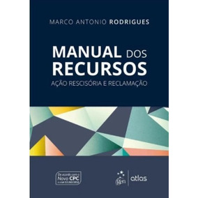 Manual De Recursos- Marco Antonio Rodrigues