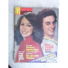 Revista Manchete Pena De Morte - 1981 - Nº 1525 Barato