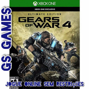 Gears Of War 4 Ultimate Xbox\pc Joga Online