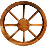 Roda De Carroça Para Decoração De Madeira Móveis Rusticos Bv