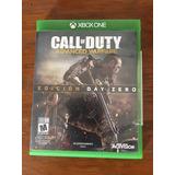 Call Of Duty Advanced Warfare Day Zero Xbox One Como Nuevo!