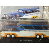 Autobuses Del Mundo - Sultana - Perú