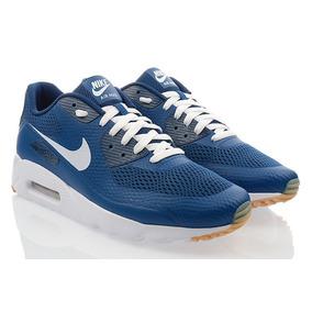buy popular 0afcc 76b1e Zapatillas, Zapatos Hombre Air Max Nike Azul Deporte Nuevas