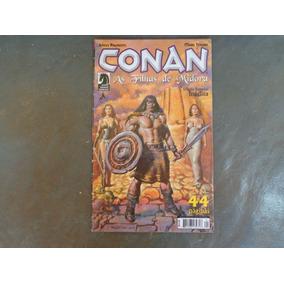 Conan As Filhas De Midora 1 A Cores Mythos 2004 Frete Grátis