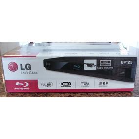 Blu-ray Lg Bp125 - Detalle Codigo Del Producto