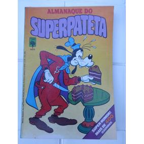 Almanaque Do Superpateta Nº 1 - Editora Abril - 1981