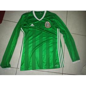 Playera Seleccion Mexicana Chicharito en Mercado Libre México 8d946daa4db3f