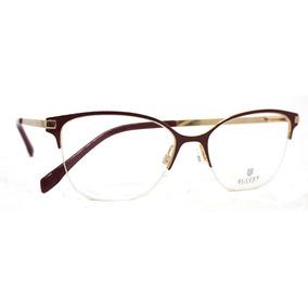 c02d0cc5535a9 Oculos Bulget Vermelho De Grau Outras Marcas - Óculos no Mercado ...
