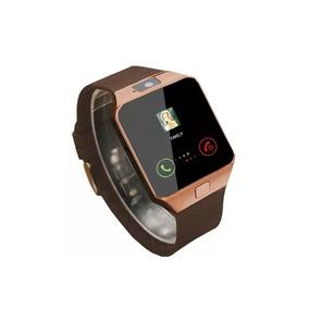 Relógio Celular Bluetooth Camera Android Usb Dz09