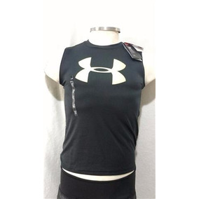 00b9de5f446df Camiseta Regata Under Armour Infantil