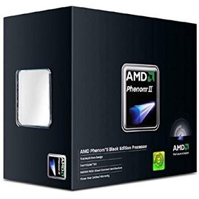 Processador Amd Phenom Ii X4 965 - Black Edition