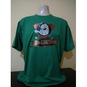 df10b6922 Camisa Nhl Anaheim Ducks - Camisetas e Blusas no Mercado Livre Brasil