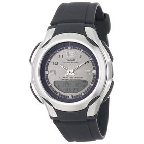 f84908dfc458 Casio Aws90-7a Reloj Classic Para Hombres Tough Solar.