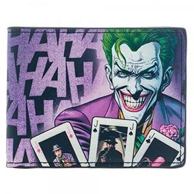 Carterasdc Comics La Cartera Joker Bi-fold..