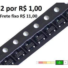 12 Unidades A19t Ao3401a Ao3401 Smd Receptores Transistor