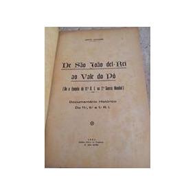 Livro De S. João Del Rey Ao Valedo Pó,dedicatoria A Olimpia