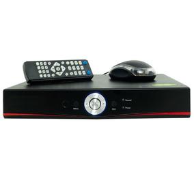 Dvr 1080p Stand Alone 4 Canais P2p Ahd Acesso Celular 5 Em 1
