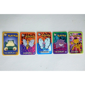 Pokémon Cards Elma Chips