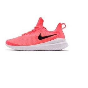 Tenis Nike Renew Rival Rosa Blanco 23-26 Originales