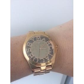 Relógio Marc Jacobs Skeleton