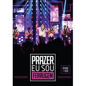 Ferrugem - Prazer, Eu Sou Ferrugem - Dvd + Cd