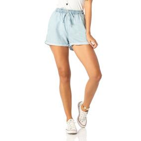 Shorts Feminino Sport Claro Denim Zero-dz6192