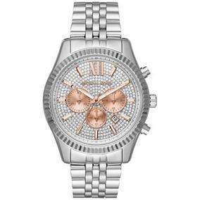 45a2f4520c257 Relogio Michael Kors Lexington - Relógios no Mercado Livre Brasil