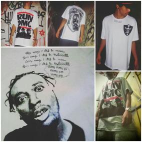 2 Camisas Hiphip Undergroundo Da Lado Sul