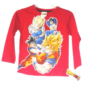 Playera Niño Kakaroto Ssj Mask Dragon Ball Goku Original 4