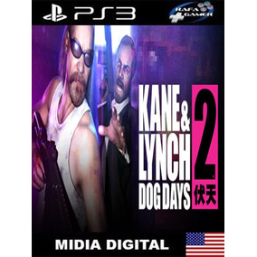 Kane E Lynch 2 | Ps3 | Psn | Promoção