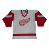 Camiseta De Nhl - Detroit Red Wings (juvenil mujer) - 17 - L a68541ff114