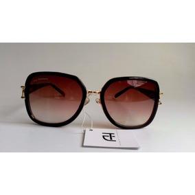 22a4140b44636 Oculos De Sol Ana Hickmann 5965 Marrom - Óculos no Mercado Livre Brasil