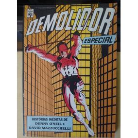 Demolidor Especial 3 - Frank Miller - Formatinho - Ed. Abril