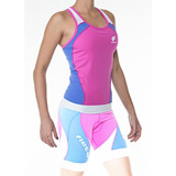 Camisa De Ciclismo Feminina Flets - Ciclismo no Mercado Livre Brasil b90242b1de215