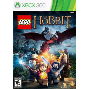 Lego O Hobbit (mídia Física 100% Em Portugues) Xbox 360