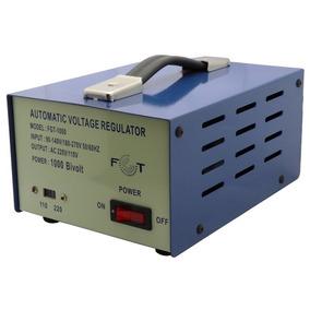 Estabilizador De Voltagem Fgt Fgt1000 110-220volts