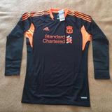 Camisa Gk Liverpool Techfit 2011/12 - adidas