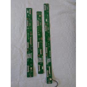 Conjunto Placas Da Tela Buffer Drive Tv Pl60f5000ag
