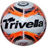 6550b4f053 Bola Futebol Campo Trivella Original Promoção - Brasil Gold