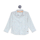 Camisa Vestir Off White Niño Colloky