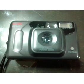 Cámara Bell & Howel Zoom Electrico + Kodak Kb 10 De Regalo