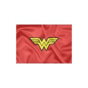 Bandeira Mulher Maravilha 1x1,45m