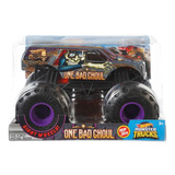 Monster Jam One Bad Ghoul Coleccion 2019 Trucks