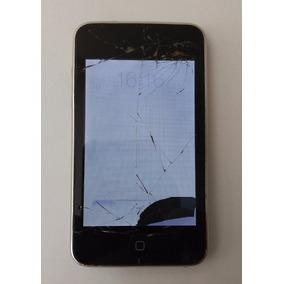 Sucata Ipod A1288 Touch 2 Defeito 8gb (sem Garantia) T475j