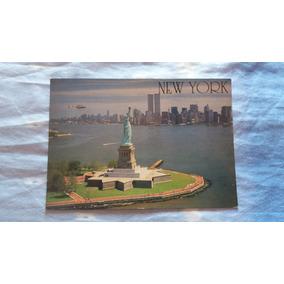 Cartão Postal Nova York - Estados Unidos - Frete Promocional