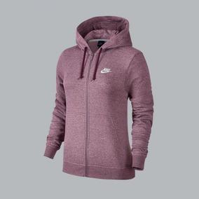 Sudadera Casual Nike 0515 Color Rosa 100% Originales