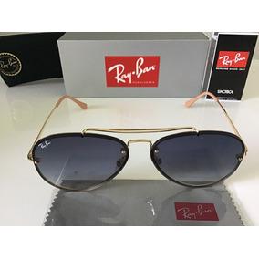 925719d9168 Ray Ban Blaze De Sol Aviator - Óculos no Mercado Livre Brasil
